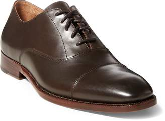 Ralph Lauren Alesky Calfskin Oxford Shoe