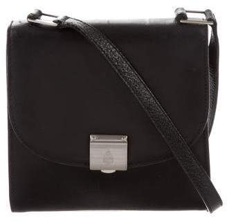 Mark Cross Leather Crossbody Bag