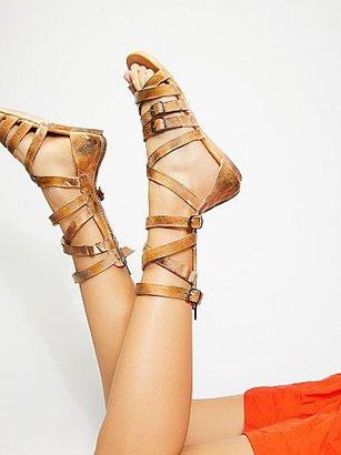 Seneca Gladiator Sandals by Bed Stu at Free People $135 thestylecure.com