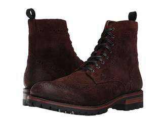 Frye George Lug Brogue Lace-Up Men's Boots