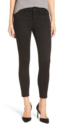 Women's Treasure & Bond Crop Skinny Jeans $79 thestylecure.com