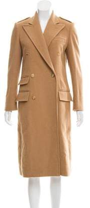 Ralph Lauren Camel Hair Double-Breasted Coat w/ Tags