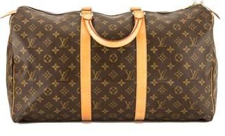 Louis Vuitton Monogram Canvas Keepall 50 Bag (3818020)