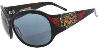 Harley-Davidson Women's LADYHAWKBLK-365 Sunglasses