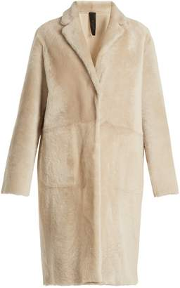 GIANI FIRENZE Silvia reversible shearling coat