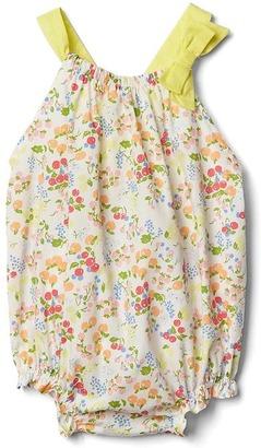 Floral bubble one-piece $29.95 thestylecure.com