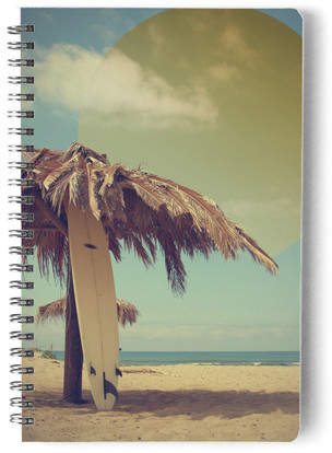 San Onofre Daydream Self-Launch Notebook