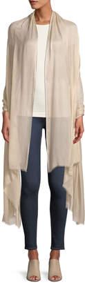 Bindya Accessories Ultimate Natural Fantasy Wool-Silk Stole