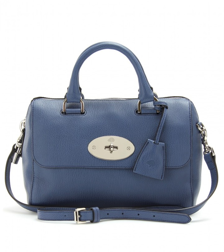 Mulberry SMALL DEL REY LEATHER SHOULDER BAG
