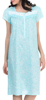 at The Bay · Jasmine Rose Printed Cotton Nightgown 275a89c8f