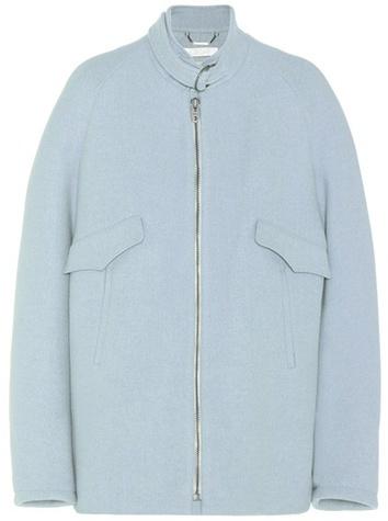 Chloé Chloé Virgin wool-blend coat