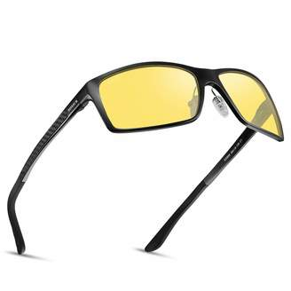 e71b2e3e5b8 SOXICK Fashion Night Driving Glasses Anti Glare Polarized Night Vision HD  Glasses