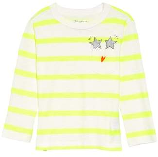 J.Crew crewcuts by Star Face Pocket Tee