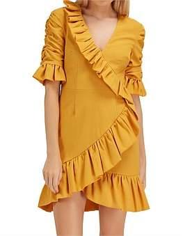 Keepsake Miss Me Mini Dress