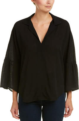 Ella Moss Oversized Top