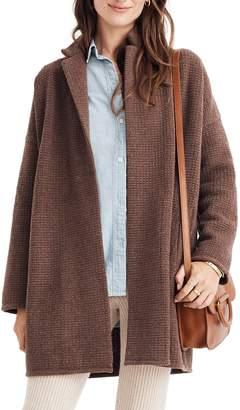 Madewell Chilton Sweater Coat