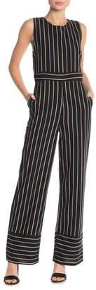 418a7e0a21da Lucca Couture Fern Striped Wide Leg Jumpsuit