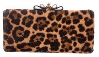 Christian Louboutin Sweet Charity Box Clutch