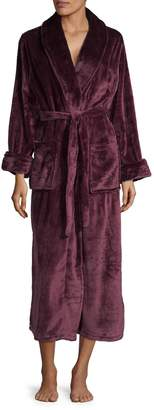 Elysian Long Plush Robe