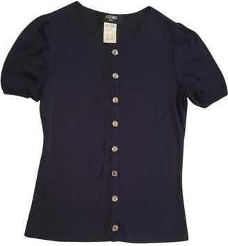 Azzaro Blue Top for Women