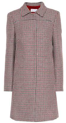 RED Valentino Houndstooth coat