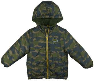 Osh Kosh Oshkosh Bgosh Toddler Boy Heavyweight Camouflaged Jacket