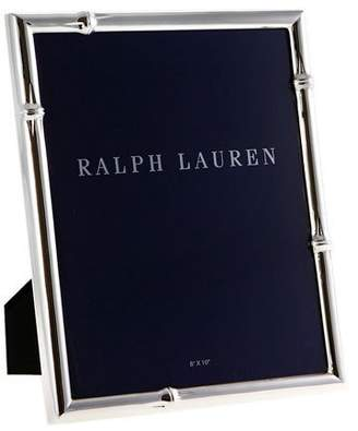 """Ralph Lauren Home Bryce Bamboo Picture Frame, 8"""" x 10"""""""