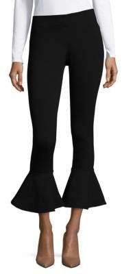 Supply & Demand Ponte Ruffle Pants