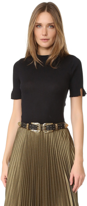 Free People Badabing Layering Tee $38 thestylecure.com