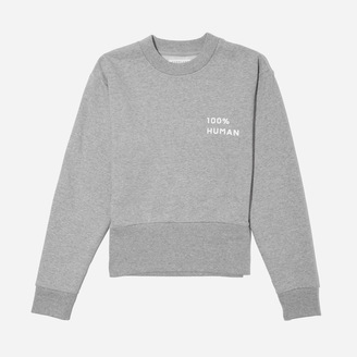 The Human Sweatshirt