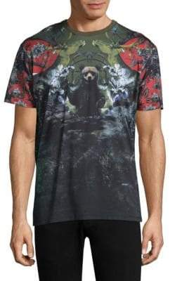 Etro Bear Cotton Tee