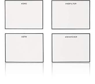 Connor Sassy Social Series Notecard Set