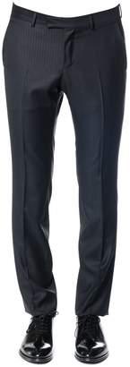Ermenegildo Zegna Tasmania Wool Striped Suit