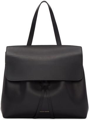 Mansur Gavriel Black Leather Mini Lady Bag $750 thestylecure.com