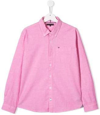 67a6e57e Tommy Hilfiger Shirts For Boys - ShopStyle UK