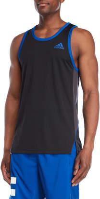 adidas Black Athletic Tank