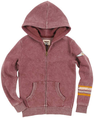 Butter Shoes Warrior Ribbed Hoodie