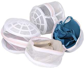 Laundry by Shelli Segal Laundry Science Premium Regular Bra Wash Bag for Bras Lingerie and Delicates Set of 3