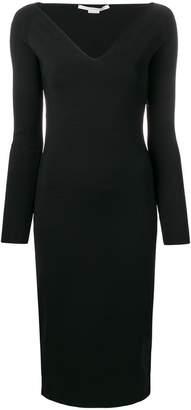 Stella McCartney fitted midi dress