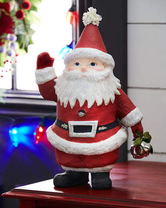 Bethany Lowe Little Papier Mache Santa