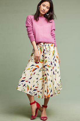 Porridge Clothing Tandy Skirt $118 thestylecure.com