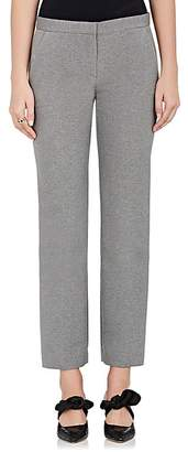 The Row Women's Mavery Mélange Straight Pants