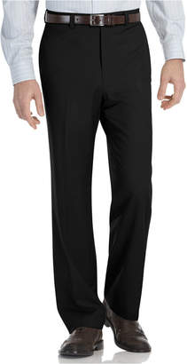 Calvin Klein Modern-Fit Microfiber Dress Pants