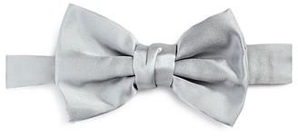 Yves Saint Laurent Satin Bow Tie $135 thestylecure.com