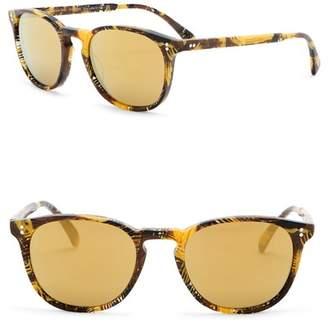 Oliver Peoples Finley Esq. 51mm Retro Sunglasses