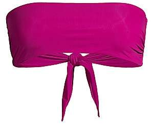 Mara Hoffman Women's Abigail Bandeau Bikini Top