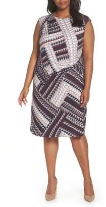 Nic+Zoe Elegant Edit Twist Dress