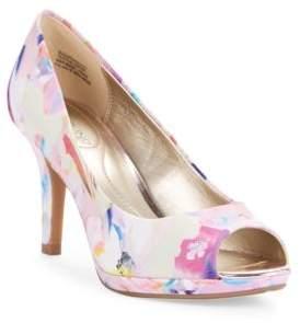 Bandolino Supermodel Peep Toe Pumps $59 thestylecure.com