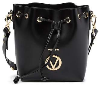 Mario Valentino Valentino By Honorine Leather Drawstring Shoulder Bag