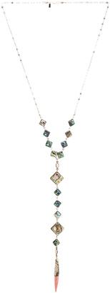 Vanessa Mooney Jackson Rosary Necklace $99 thestylecure.com